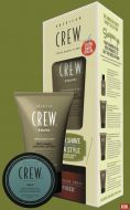 American Crew Style/Shave Pack - Fiber & Post Shave Cooling Lotion