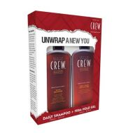 American Crew DAILY SHAMPOO & STYLING GEL DUO